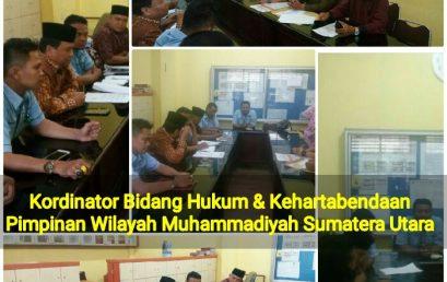 Mendengarkan Permasalahan Masjid Taqwa Yang Ada di Kelurahan Terjun Medan Marelan