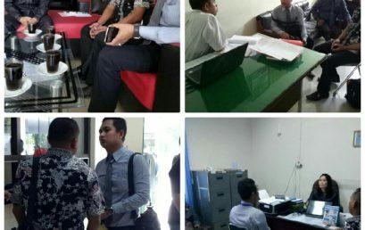 Koordinasi Tentang Pelaksanaan Klinis Hukum