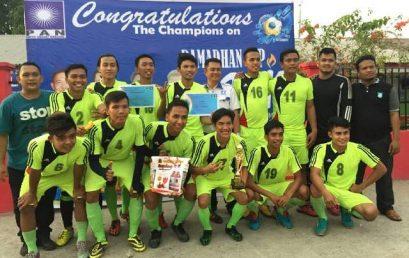 Team PS FH UMSU Juara 1