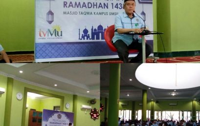 Pengajian Ramadhan 1438H