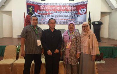 Rapat Kerja Menkumham & Fakultas Hukum UMSU