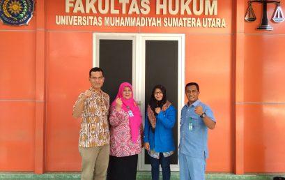Pelepasan Mhs Fahum UMSU Perlombaan Parum Param Udayana Bali 2017