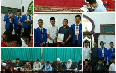 Fakultas Hukum UMSU Penyuluhan Hukum Mesjid Al-Ijtima'Iyah Jl. Letda Sujono