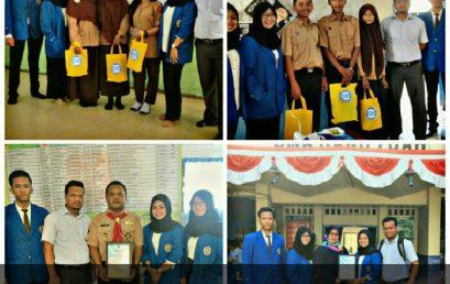 Fakultas Hukum UMSU Penyuluhan Hukum SMA swasta Nurani Belawan & SMA Hangtuah 1