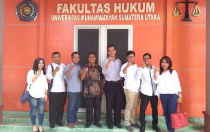 Kunjungan Pengurus Yayasan Inspirasi Bangsa