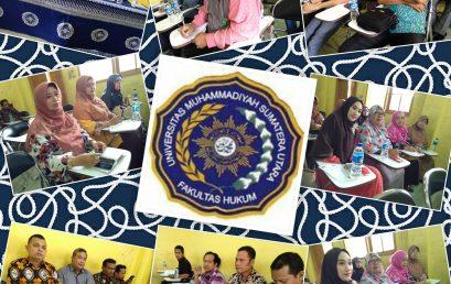 Rapat Dosen Semester Ganjil 2017-2018