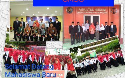 Selamat Datang Mahasiswa Baru 2017-2018