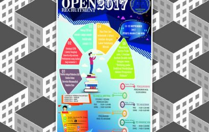 Open Recruitment 2017 Komunitas Peradilan Semu