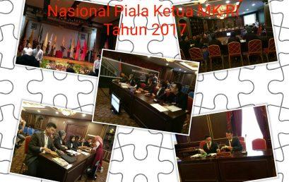 Kompetisi Peradilan Semu Tingkat Nasional Piala Ketua MK-RI Tahun 2017