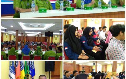 Pembukaan Acara Pendadaran Pemilihan / Konsentrasi Fakultas Hukum UMSU