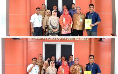 Photo Bersama Anggota Senat Fakultas Hukum UMSU