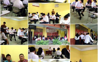 Ujian Akhir Semester (UAS) Ganjil T.A 2017-2018