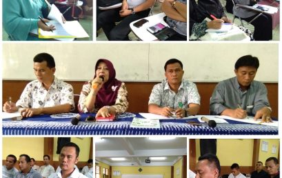 Rapat Dosen Semester Genap TA 2017-2018