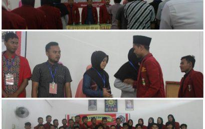 Darul Arqam Dasar PK IMM Fak. Hukum UMSU