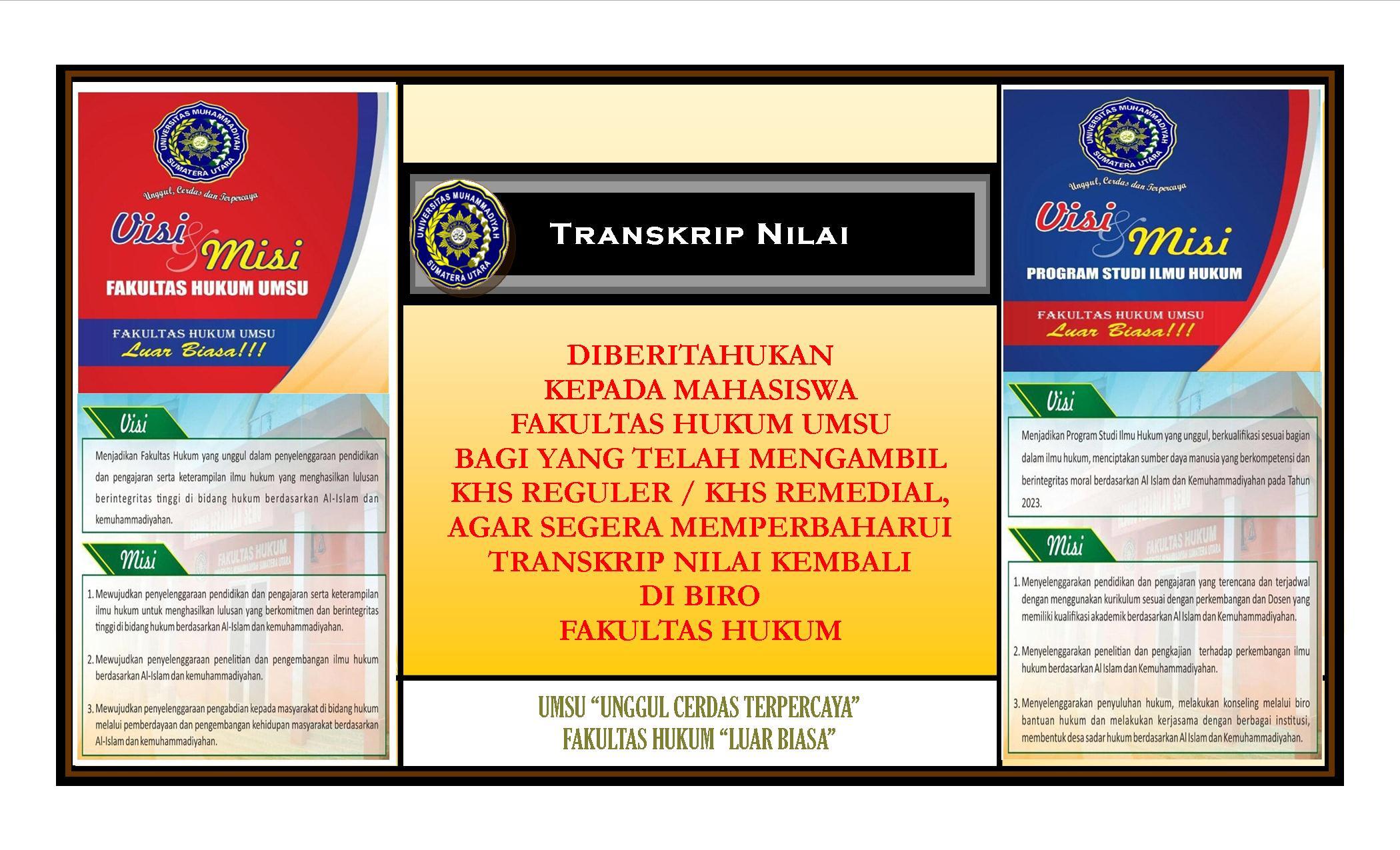 info-transkrip