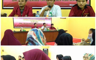 Sarasehan Organisasi IMM Fakultas Hukum