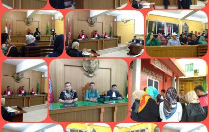MOOT COURT COMPETITION ANTI MONEY LAUNDERING V Komunitas Peradilan Semu (KPS) Fakultas Hukum UMSU