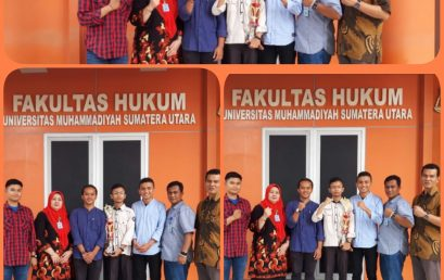 KOMUNITAS DEBAT HUKUM UMSU yang telah meraih prestasi dalam lomba debat Asian Parlemen se-sumatera utara yang diadakan oleh UNIMED