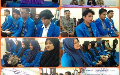 Selamat dan Sukses Pembekalan Mahasiswa Magang Bersertifikat Fakultas Hukum UMSU