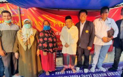 Fakultas Hukum UMSU Laksanakan Pengabdian Masyarakat Sesi ke-3 di Bagan Deli Belawan
